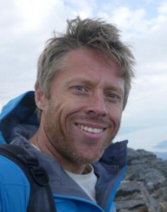 <strong>REISEVANT:</strong> Forfatter, journalist og blogger Gunnar Garfors er for tiden på reise mens han skriver bok om verdens mest eksotiske reisemål. Foto: Privat.
