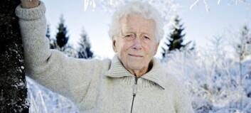 Toralv Maurstad (91) på scenen igjen: - Spent på om jeg vil få det til