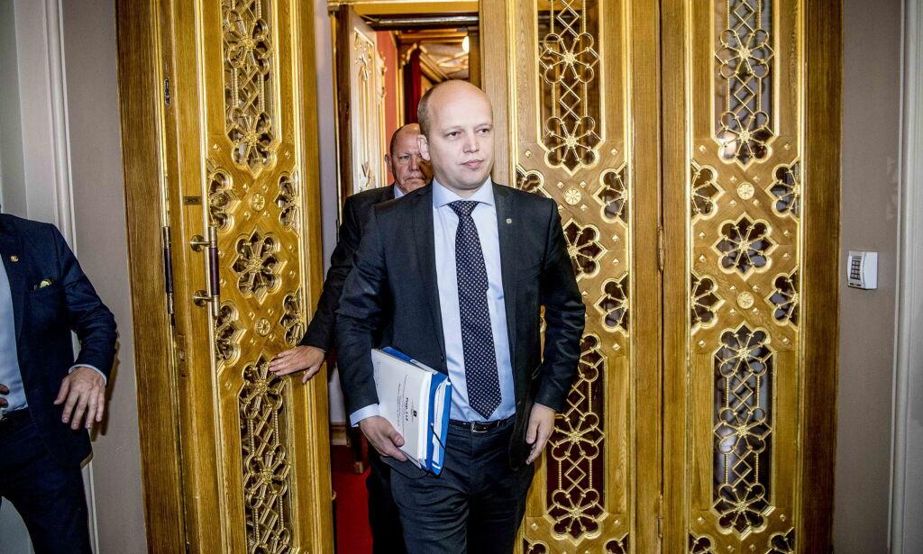 image: Vedum: – Mæland må slutte å skylde på andre for omstridt storfylke