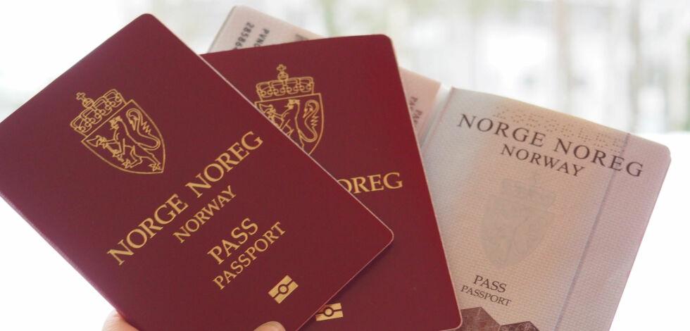 image: Lange ventetider for time til passbestilling