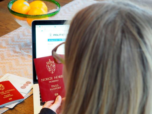 Passkontor kristiansand