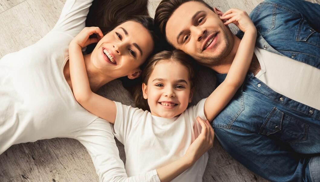 BARNEOPPDRAGELSE: Hva er egentlig det viktigste du som forelder kan gjøre i løpet av en barndom? FOTO: NTB Scanpix