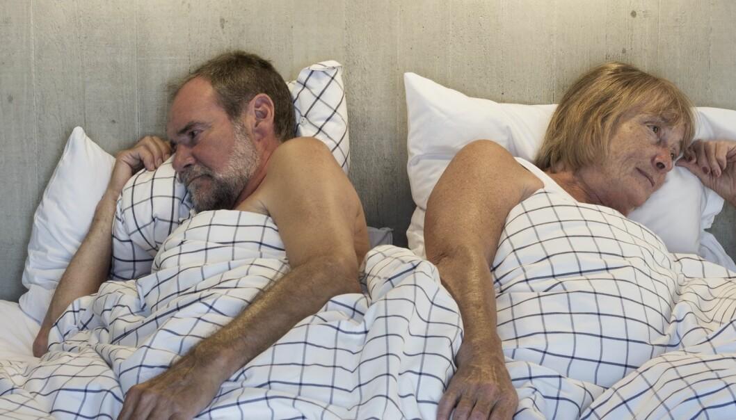 Laber sexlyst etter mange år sammen?