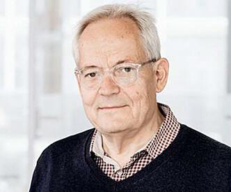 VIRKELIGE OPPLEVELSER: Albert Gjedde, professor i nevrobiologi ved Københavns Universitet, tror at opplevelsene kan være virkelige, men understreker at i perioden før gjenopplivingen er man ikke død. For da kan man ikke gjenopplives. Foto: Wikipedia.