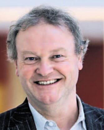 <strong>PENSJONSEKSPERT:</strong> Knut Dyre Haug, pensjonsrådgiver hos Storebrand. Foto: Storebrand.