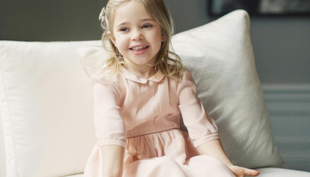 <strong>LILIAN:</strong> Prinsesse Leonores mellomnavn kommer fra avdøde prinsesse Lilian av Sverige, som var gift med prins Bertil, kong Carl Gustafs onkel. Foto: Erika Gerdemark / Kungahuset.se