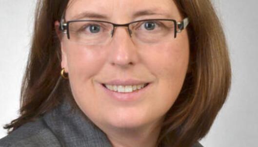 FORSKER: professor Jutta Dierkes ved Universitetet i Bergen.. Foto: UIB.