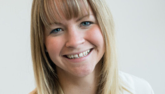 ERNÆRINGSFYSIOLOG: Anne Marie Skjølsvik, klinisk ernæringsfysiolog i TINE. Foto: TINE