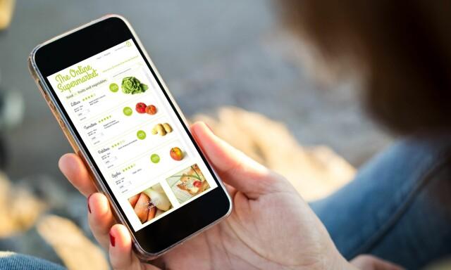 fba2079a Handle mat på nett - Her kan du handle mat på nettet - Vi