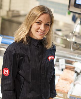 I HELE LANDET: Dyrt kjøtt stjeles fra Meny-butikker over hele landet, men mest i Oslo, bekrefter Nina Horn Hynne. Foto: Meny