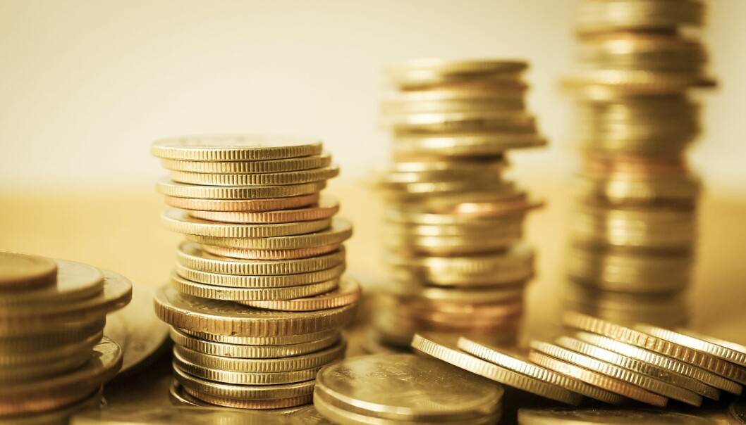 FORSKJELL: I privat sektor gir AFP livsvarig utbetaling, mens den opphører ved 67 år i offentlig sektor. Foto: Scanpix.