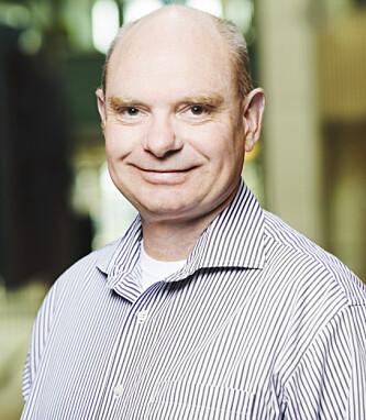 EKSPERT: Øyvind Røst, pensjonsøkonom ved Kommunal Landspensjonskasse (KLP). Foto: KLP.