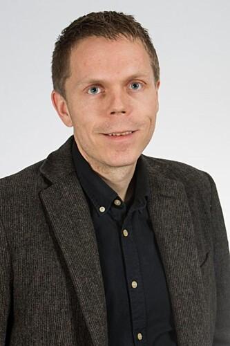 <strong>LØNNER SEG:</strong> –Hovedkonklusjonen er alltid at du vil tjene på å jobbe, sier Ole Christian Lien, seksjonssjef i Kunnskapsavdelingen i NAV. Foto: NAV.