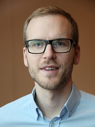 <strong>EKSPERT:</strong> Sindre Farstad, rådgiver pensjon hos Pensjonistforbundet. Foto: Pensjonistforbundet.