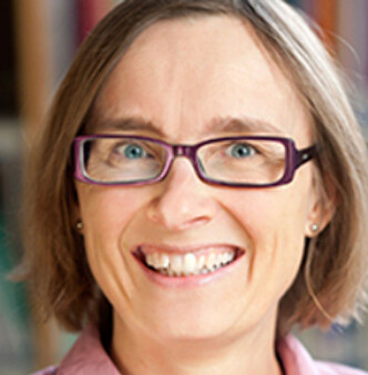 FORSKER: Katharina Herlofson, sosiolog og forsker ved NOVA, seksjon for aldersforskning og boligstudier. Foto: NOVA.