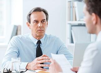58-åringer uønsket på jobbintervju