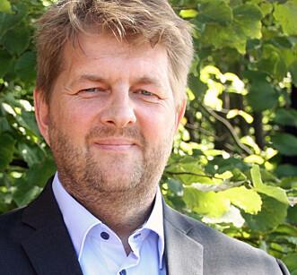 <strong>TIPSER:</strong> Are Skaar Nielsen, fagsjef Sanitærteknikk, utdanning og rekruttering ved Rørentreprenørene Norge. Foto: Privat