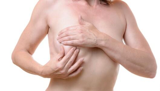 - Halvparten av brystkreftdiagnoser inntreffer fra 65 års alder