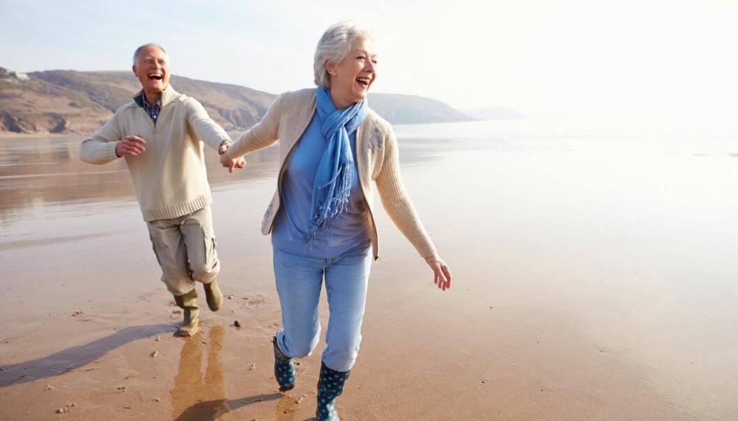 <strong>GODT LIV:</strong> Hemmeligheten til et langt og friskt liv er ikke så komplisert, ifølge forskerne. Foto: Scanpix.