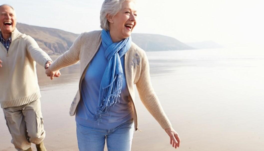 Forsker: - Folk som blir gamle, har tre ting felles