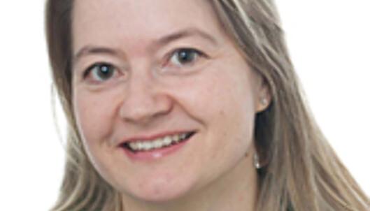 <strong>FORSKER:</strong> Hilde Loge Nilsen opp, professor ved Seksjon for klinisk molekylærbiologi ved Akershus universitetssykehus. Foto: UIO.