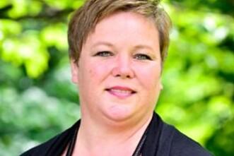 <strong>GIR RÅD:</strong> Chera Westman, informasjonskonsulent hos IFI. Foto: IFI