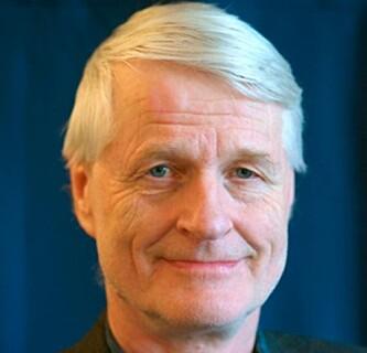 FORSKER: Bjørn Gjelsvik ved Universitetet i Oslo har tidligere gjennomført en studie på kvinner i overgangsalderen. Foto: UIO.