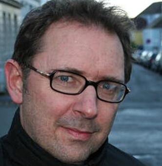 PSYKOLOG: Frode Thuen, psykolog og samlivsekspert. Foto: UIB.