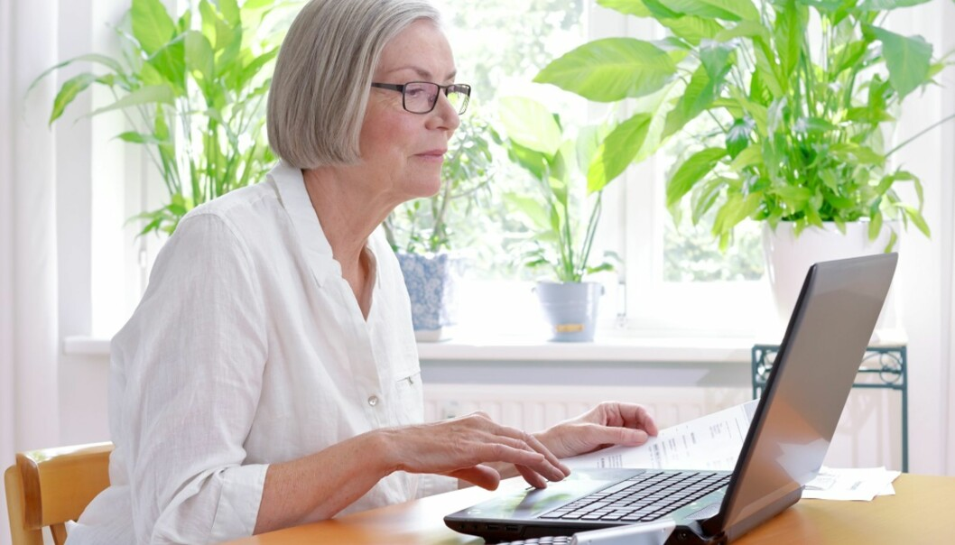 <strong>EFFEKTIVISERING:</strong> Stadig flere fastleger tilbyr den digitale tjenesten som skal gjøre det lettere for pasienter å bestille time og få legehjelp. Foto: Scanpix.