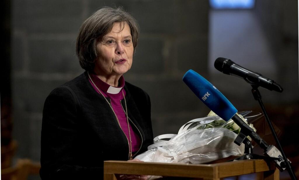 Preses: Helga Byfuglien. Foto: Johansen, Carina