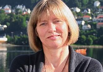 FORSKER: Professor Marjolein Memelink Iversen ved Høgskulen på Vestlandet. Foto: Privat.