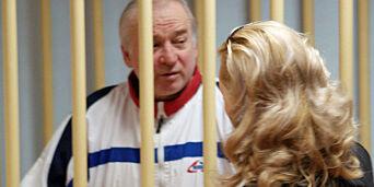 image: Flere behandlet etter nervegift-attentat mot russisk eksagent