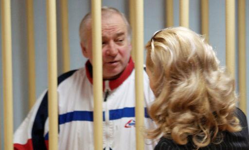 image: Russisk spion og datteren ble forgiftet med nervegass