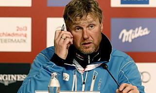 RENNDIREKTØR: Atle Skårdal. Her fra VM i 2013. Foto: Bjørn Langsem / DAGBLADET.
