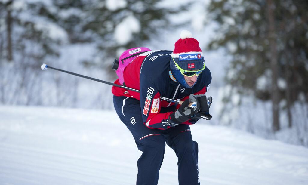 PÅ VEI TILBAKE?: Petter Northug kan gjøre comeback i Alta. Foto: NTB scanpix.