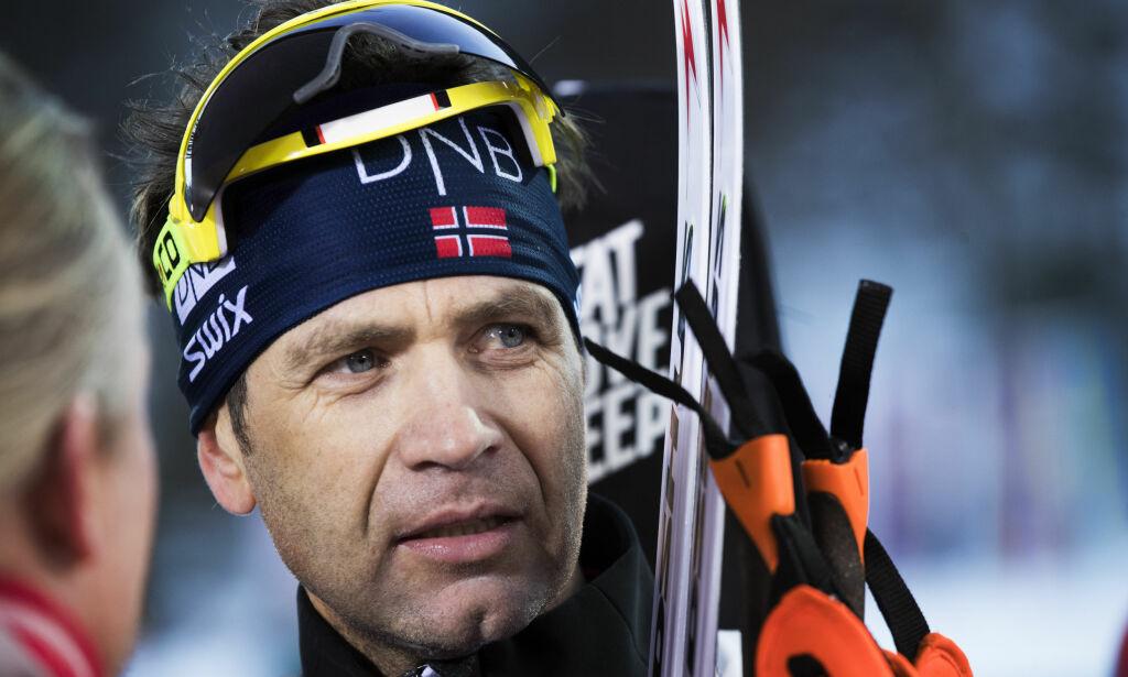 image: Bjørndalen avskriver alko-nekt i Kollen: - Dreier seg om folkeskikk