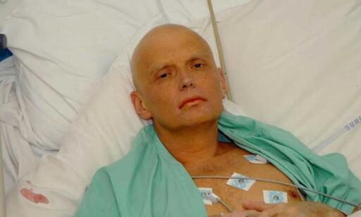 image: Litvinenkos enke tror eks-spioner føler seg svært utrygge