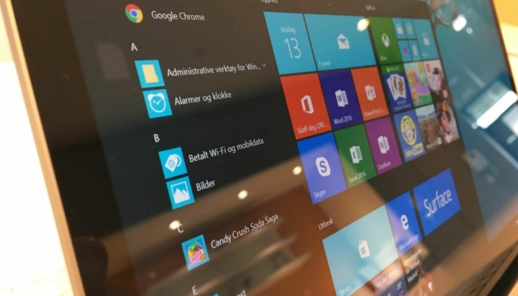 Nå vil Microsoft at alle skal kjøre Windows i en ny, sikker modus