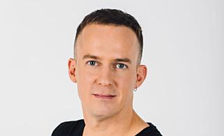 KRITISK: Chris Collings er manageren til Vidar Villa. Collings frykter at artisten rammes av den nye stemmeordninga i MGP, som ble innført i fjor. Foto: Nordic Beats