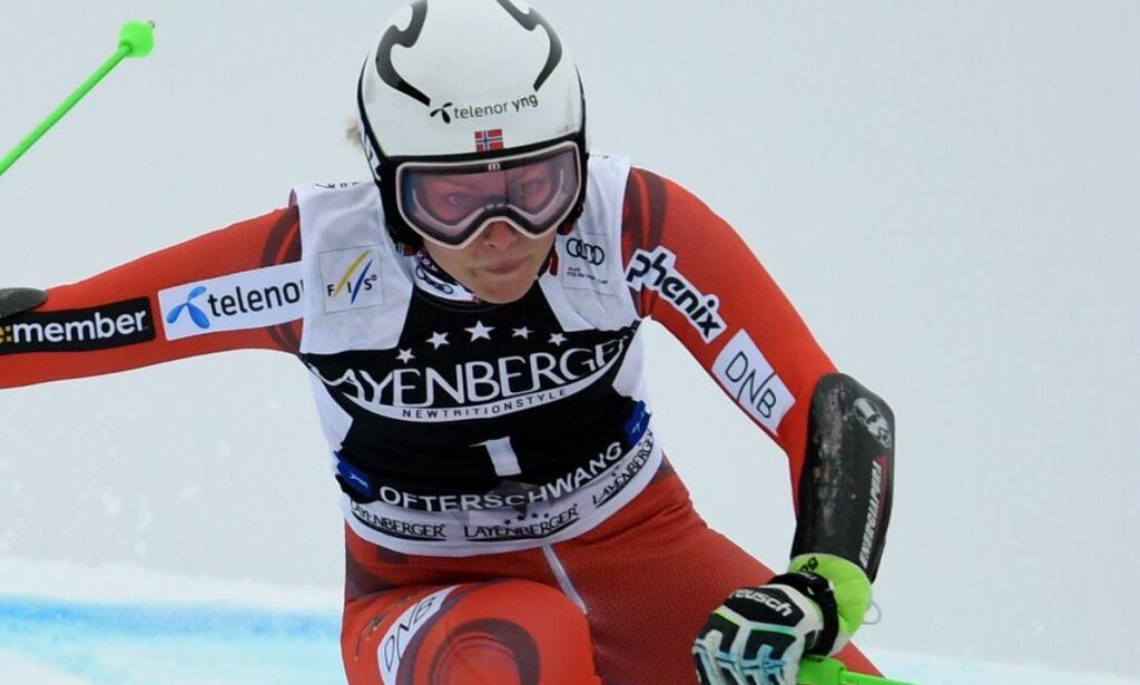image: Mowinckel tok sin første verdenscupseier: - Det hun har fått til er unikt