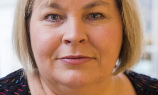 GENERALSEKRETÆR: Elin Floberghagen i Norsk Presseforbund. Foto: Håkon Mosvold Larsen / NTB scanpix