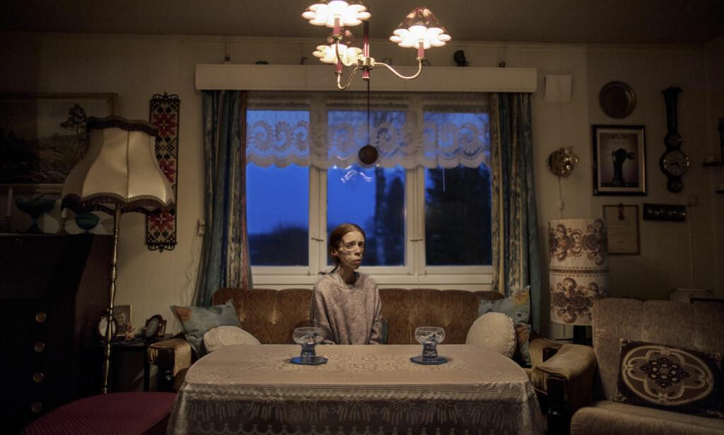 KAMPEN: 1. pris Portrett. Foto: Espen Rasmussen, VG