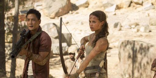 image: Står bak gigaprosjektet «Tomb Raider»: - Jeg fikk stor kreativ frihet