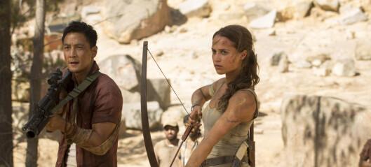 Står bak gigaprosjektet «Tomb Raider»: - Jeg fikk stor kreativ frihet
