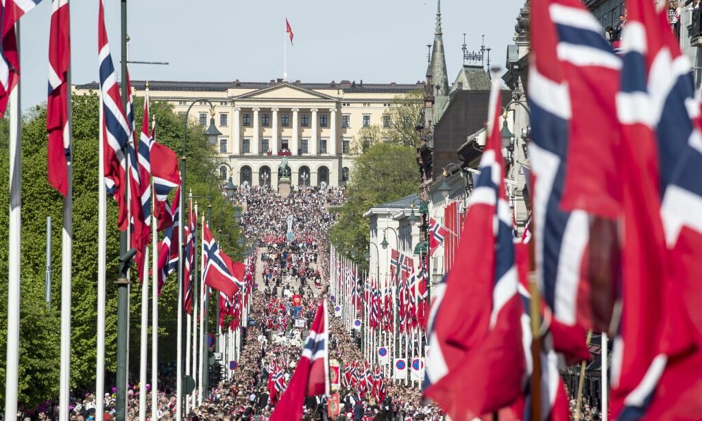 BYTTE: SV-politiker foreslår å bytte ut «Ja, vi elsker». Foto: Hans Arne Vedlog / Dagbladet