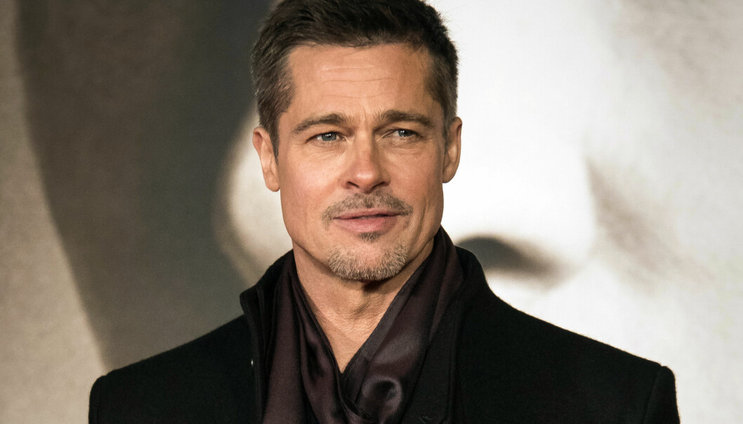 NY LIVSSTIL: Brad Pitt skal angivelig ha bestemt seg for å leve i sølibat i tolv måneder. Foto: NTB Scanpix