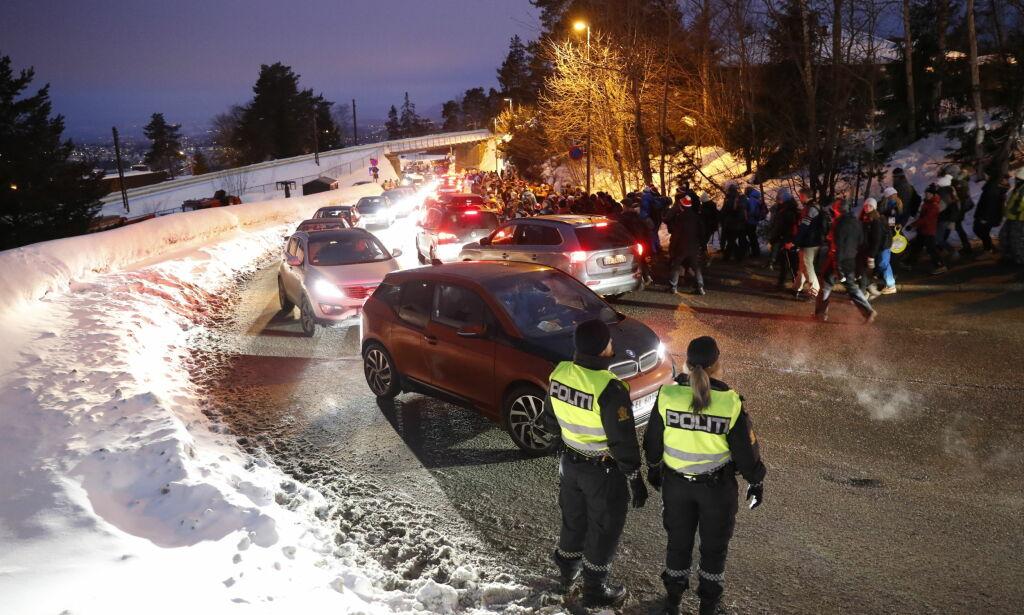 Holmenkollen 20180310:  World Cup. Foto: Bjørn Langsem / Dagbladet