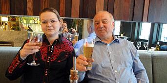 image: En tredje russer mistenkes for å ha vært med på å forgifte far og datter Skripal