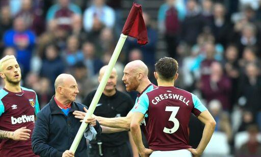 image: West Ham-fansen er ikke helt fornøyd med klubben for tida