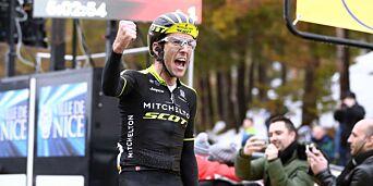 image: Yates vant brutal fjelletappe